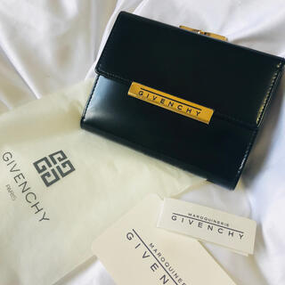GIVENCHY - 未使用 ジバンシィ スクエアプレート がま口財布