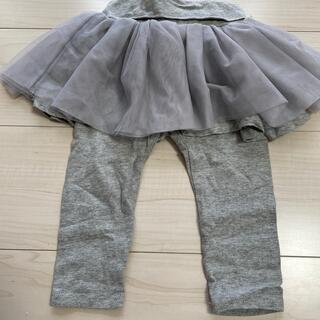 ベビーギャップ(babyGAP)のGAP スカート付きパンツ(スカート)