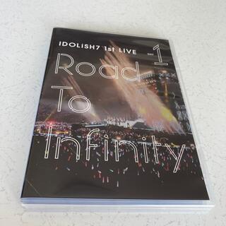バンダイ(BANDAI)のアイドリッシュセブン 1st LIVE「Road To Infinity」DVD(アニメ)