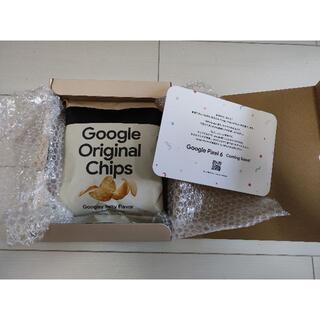 【新品未開封、箱付】Google Original Chips グーグル