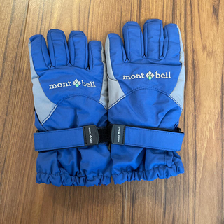モンベル(mont bell)のモンベル 手袋 4ー6(手袋)