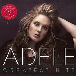 Adele アデル BEST ベスト シングル 2枚組