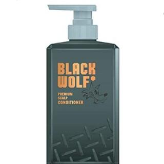 タイショウセイヤク(大正製薬)のBLACK WOLF(ブラックウルフ) プレミアム スカルプコンディショナー(コンディショナー/リンス)