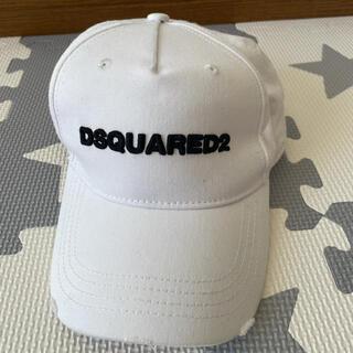 DSQUARED2 - ディースクエアード キャップ