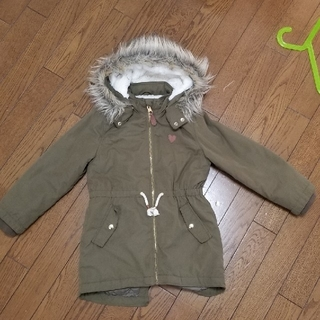 エイチアンドエム(H&M)のH&M♡モッズコート 120cm(ジャケット/上着)