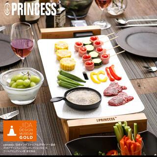 プリンス(Prince)のPrincess/プリンセス ホットプレート(ホットプレート)