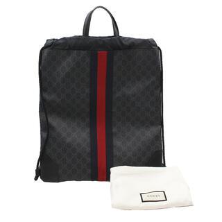 Gucci - 新品 グッチ GGスプリーム 2WAYバッグ バックパックトートバッグ