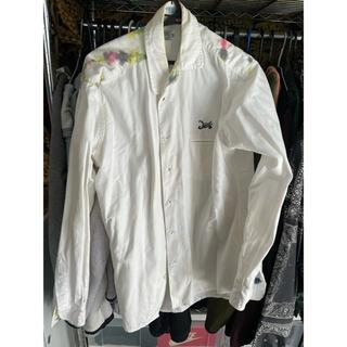 JOINT タイダイ シャツ ホワイトシャツ (シャツ)