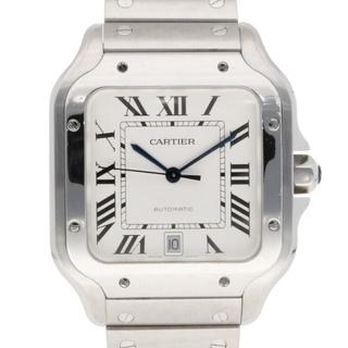 カルティエ(Cartier)の【中古】カルティエ CARTIER 腕時計  サントスドゥ(腕時計(アナログ))