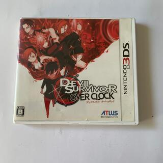デビルサバイバー オーバークロック 3DS