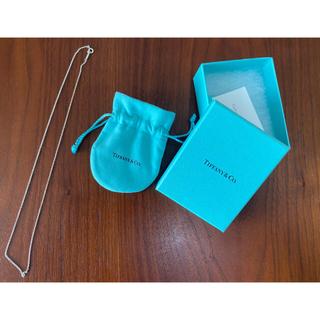 ティファニー(Tiffany & Co.)のネックレスチェーン 指輪の袋、指輪の箱(その他)