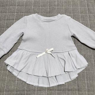 プティマイン(petit main)のプティマイン 長袖トップス 100サイズ(Tシャツ/カットソー)