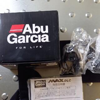 ガルシア(galcia)のアブガルシアMAXDLC新品です(リール)
