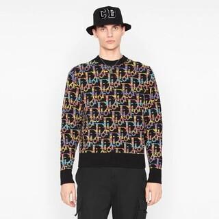 クリスチャンディオール(Christian Dior)の新作 CHRISTIAN DIOR セーター(ニット/セーター)