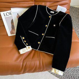 セリーヌ(celine)のCELINE ベルベットのジャケット(その他)