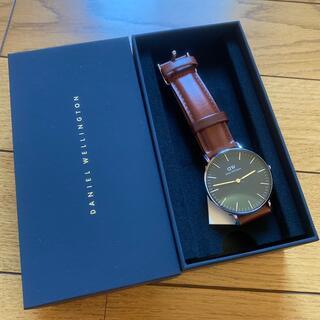 ダニエルウェリントン(Daniel Wellington)のダニエルウェリントン レディース 時計(腕時計)