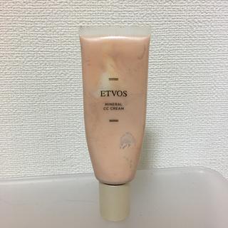 エトヴォス(ETVOS)の美品 エトヴォス ミネラルCCクリームI ナチュラル(CCクリーム)