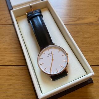 ダニエルウェリントン(Daniel Wellington)のダニエルウェリントン レディース 腕時計(腕時計)
