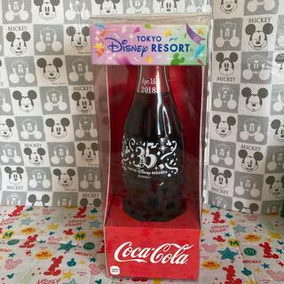 コカ・コーラ - ディズニーランド35周年記念コカコーラ