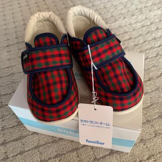 familiar - familiar  クック 靴 13.5
