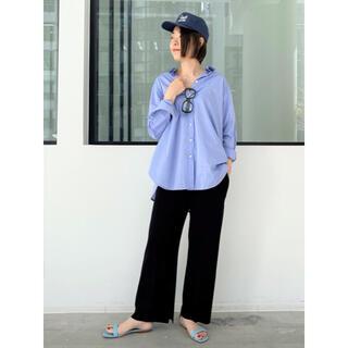 L'Appartement DEUXIEME CLASSE - アパルトモン New A Line Shirts シャツ ブラウス