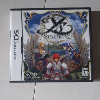 ニンテンドーDS - イース・ストラテジー DS