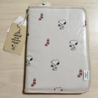 gelato pique - 新品【ピンク】ジェラートピケ スヌーピー 母子手帳ケース マタニティ 母子手帳