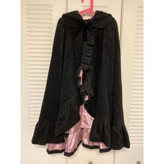 ヴィクトリアンメイデン(Victorian maiden)のヴィクトリアンメイデン ケープ ポンチョ マント イノセントワールド(ポンチョ)