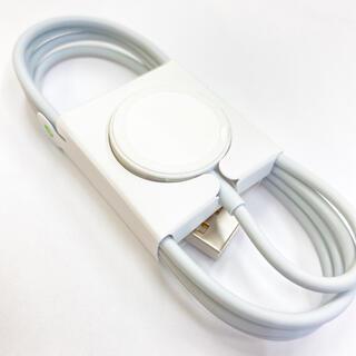 アップルウォッチ(Apple Watch)の新品 純正品 アップルウォッチ 充電器 Apple Watch(バッテリー/充電器)