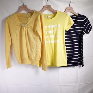 ローリーズファーム(LOWRYS FARM)のLOWRYSFARM/NATURAL BEAUTYBASIC Tシャツ/セーター(Tシャツ(半袖/袖なし))