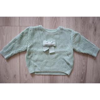 ザラキッズ(ZARA KIDS)のZARA baby  6-9ヵ月(74㎝) セーター(ニット/セーター)