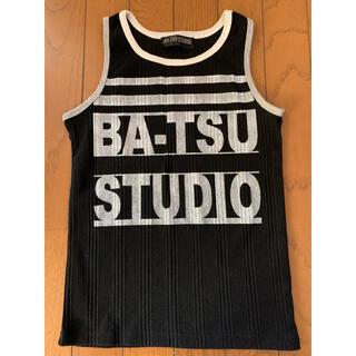 バツ(BA-TSU)のキッズ☆BA-TSUタンクトップ140cm (Tシャツ/カットソー)