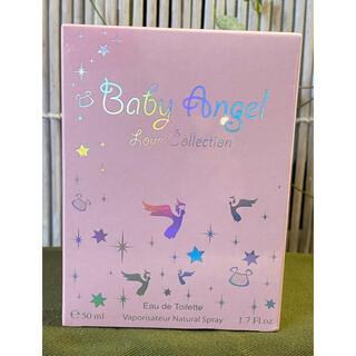 エンジェルハート(Angel Heart)の廃盤品 BabyAngel ベビーエンジェル ラブコレクション  50ml (香水(女性用))