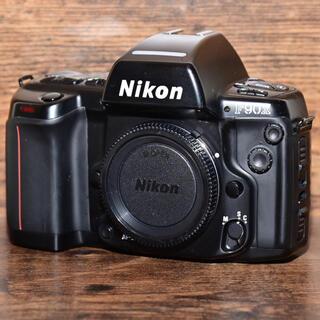 Nikon - フィルムカメラ NIKON F90X 動作品 データバックMF-25付き