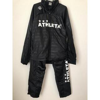 ATHLETA - アスレタ セットアップ Lサイズ