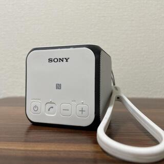 SONY - SONY SRS-X11(W) スピーカー ポータブル スクエア