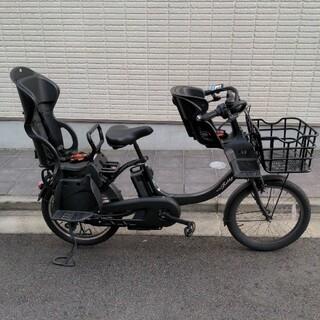 ヤマハ - ヤマハ Pas babby  un 2018年 12.3ah 3人乗 電動自転車