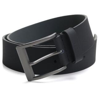 ヒューゴボス(HUGO BOSS)の ヒューゴ・ボス HUGO BOSS メンズベルト ブラック サイズ#100(ベルト)