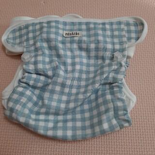 ニシキベビー(Nishiki Baby)のオムツカバー 布オムツ ニシキ 70-95センチ(布おむつ)