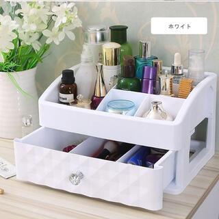 ⚫︎全3色⚫︎  メイクボックス コスメケース  収納ボックス(メイクボックス)