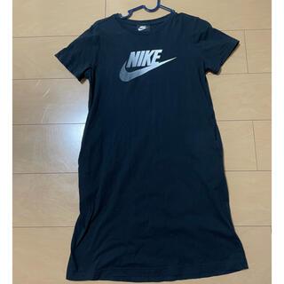 ナイキ(NIKE)の正規 NIKE ワンピース 日本未発売 海外限定 シャツ(ひざ丈ワンピース)