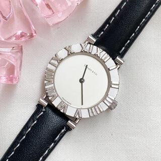 Tiffany & Co. - 【稼働品】良品!◆ティファニー アトラス レディースウォッチ