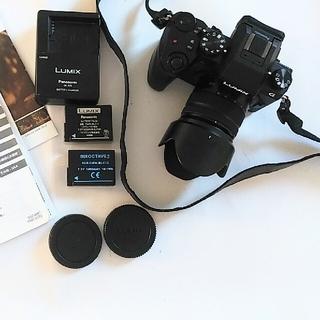 Panasonic - Panasonic『LUMIX G7 ボディ』『マイクロフォーサーズ レンズ』