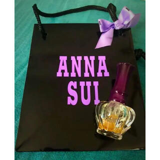 アナスイ(ANNA SUI)のANNA SUI    ネイルケアオイル ショップ袋セット(ネイルケア)