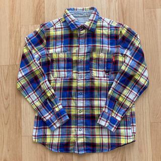 DOUBLE.B - ミキハウス ダブルビー 150センチ リバーシブルシャツ