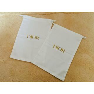 クリスチャンディオール(Christian Dior)のDior ディオール保護袋セット(ショップ袋)