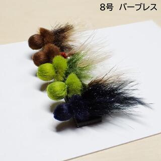フェザージグ5本セット No.5(ルアー用品)