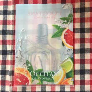 L'OCCITANE - 新品LOCCITANEクリアファイル