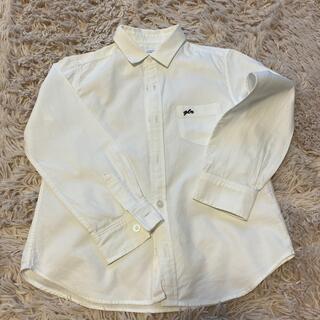 ユナイテッドアローズ(UNITED ARROWS)のユナイテッドアローズグリーンレーベルリラクシング 男の子シャツ 125サイズ(ドレス/フォーマル)
