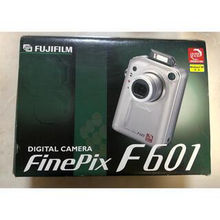 富士フイルム - FUJIFILM finepix f601 デジタルカメラ